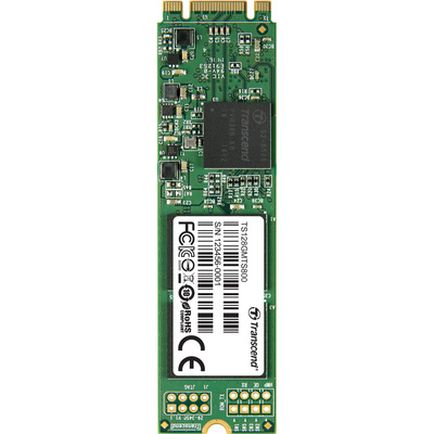 Transcend 128GB MTS800 SATA III M.2 Internal SSD