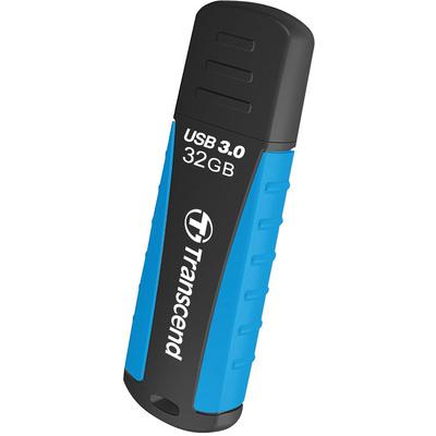Transcend 32GB JetFlash 810 USB 3.0 Flash Drive (Blue/Black)