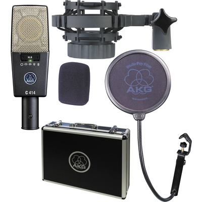 AKG C 414 XLS Large Diaphragm Condenser Microphone