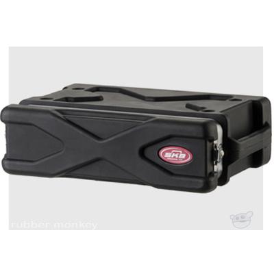 SKB XRACK2 2U Shallow X-Rack Case