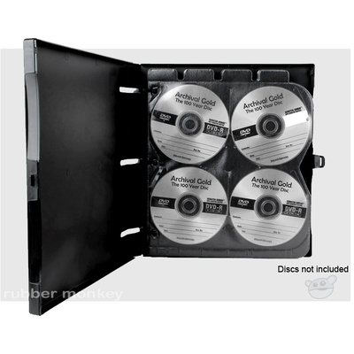 Delkin CD/DVD/BD Storage Binder