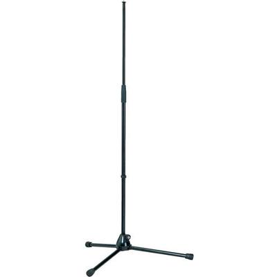 K&M 201A/2 Tripod Microphone Stand (Black)