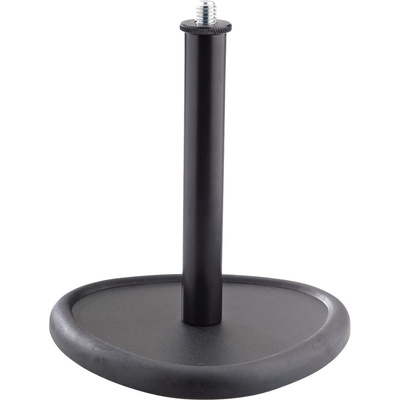 K&M 23230 Tabletop Microphone Stand (Black)