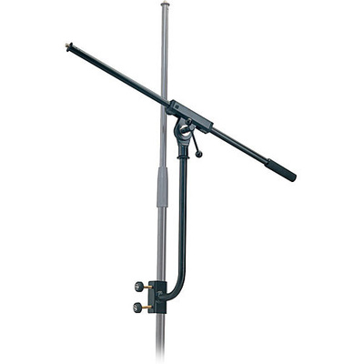 "K&M 240/1 Microphone Mounting Arm with Boom - Height: 13.38"" (340mm)"