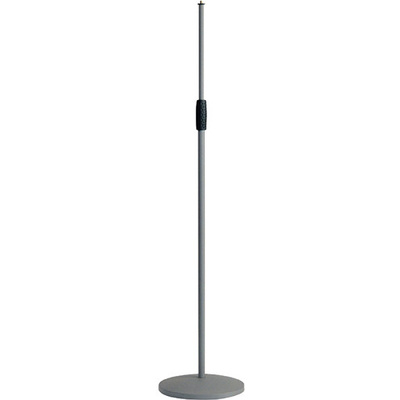 K&M 260/1 One-Hand Adjustable Microphone Stand (Nickel)