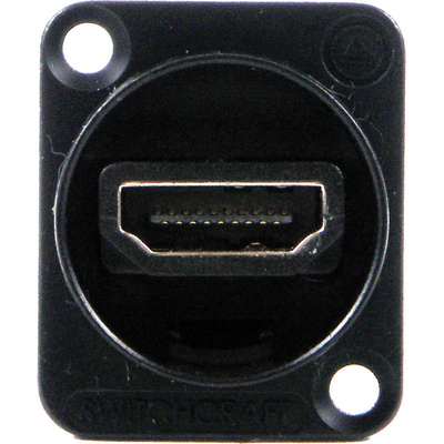 Switchcraft EH Series HDMI Connector (Black)