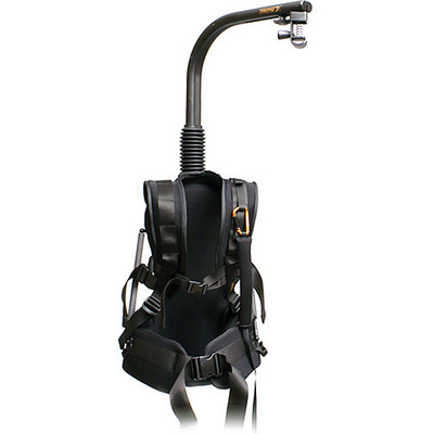 """Easyrig Cinema 3 200N with 5"""" Extension Arm Assembly"""