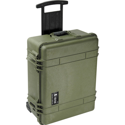 Pelican 1560 NF Case without Foam (Olive Drab Green)