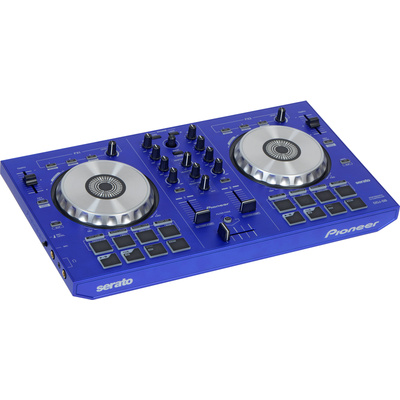 Pioneer DDJ-SB DJ Controller with Serato Intro Software (Light Blue)