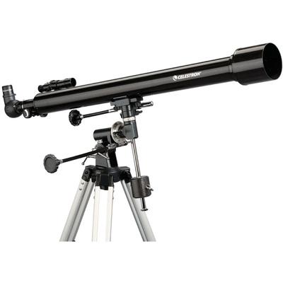 """Celestron PowerSeeker 60 EQ 2.4""""/60mm Refractor Telescope Kit"""