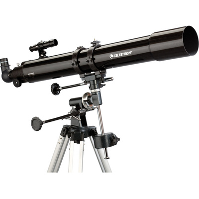 "Celestron Powerseeker-80 EQ 3.1""/80mm Refractor Telescope Kit"