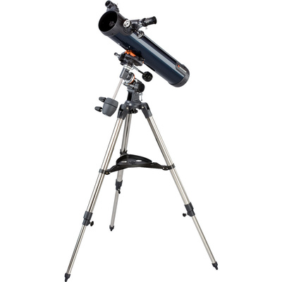 "Celestron AstroMaster 76 3""/76mm Reflector Telescope Kit"