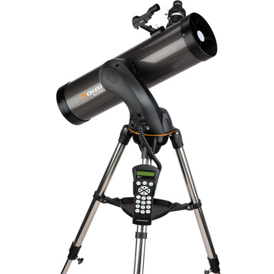 "Celestron NexStar 130 SLT 5.1""/130mm Reflector Telescope Kit"