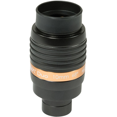 """Celestron Ultima Duo 10mm Eyepiece with T-Adapter Thread (1.25"""" and 2"""")"""