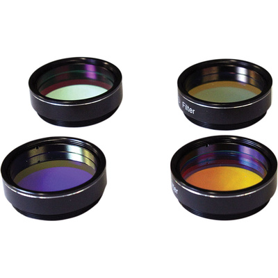 "Celestron 1.25"" LRGB Four-Filter Set"