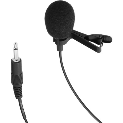 "Polsen PL-2WC Cardioid Lavalier Microphone with 1/8"" (3.5 mm) Connector"