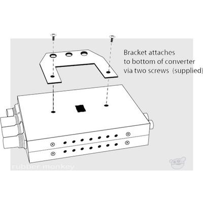 AJA RMB10-RO Bracket for Mini-Converters
