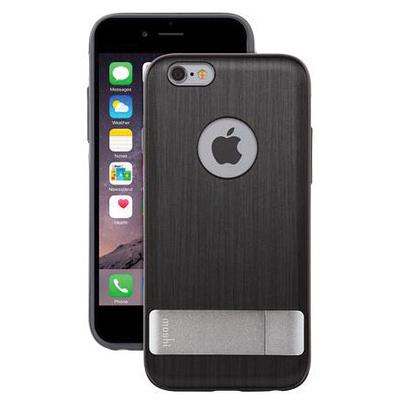 Moshi Kameleon Case for iPhone 6 (Steel Black)