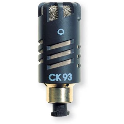 AKG CK93 Blue Line Series Hypercardioid Microphone Capsule