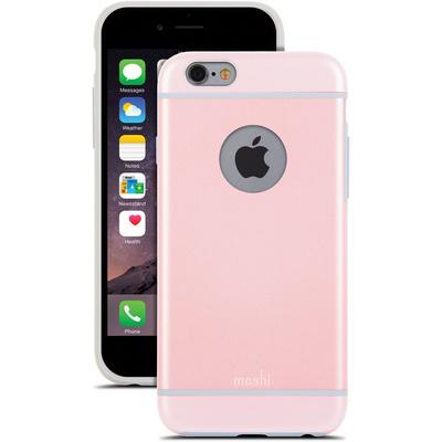 Moshi iGlaze Case for Apple iPhone 6 (Carnation Pink)