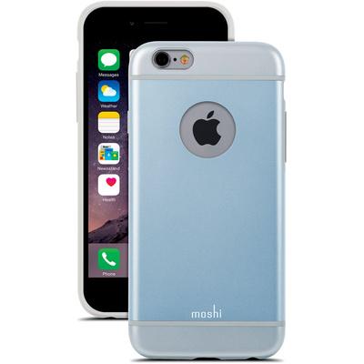Moshi iGlaze Case for Apple iPhone 6 (Arctic Blue)