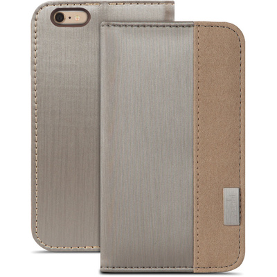 Moshi Overture Case for iPhone 6 Plus (Brushed Titanium)