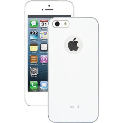 Moshi iGlaze Case for Apple iPhone 5/5s (Pearl White)