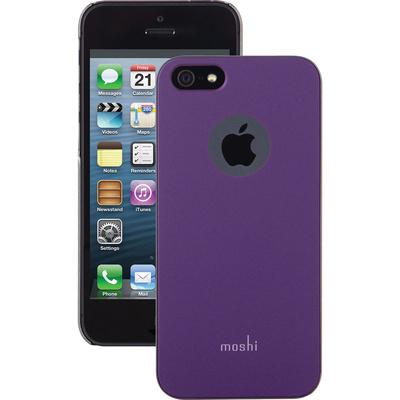 Moshi iGlaze Case for Apple iPhone 5/5s (Tyrian Purple)