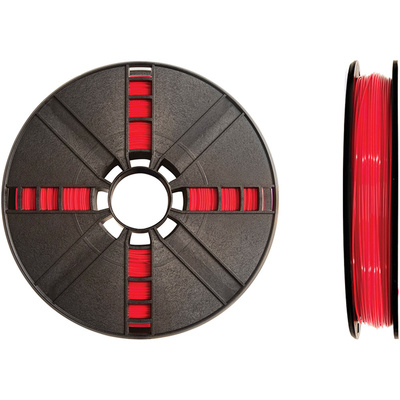 MakerBot 1.75mm PLA Filament (Large Spool, 2 lb, True Red)