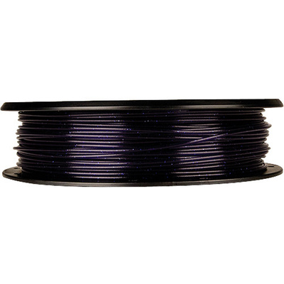 MakerBot 1.75mm PLA Filament (Small Spool, 0.5 lb, Sparkly Blue)