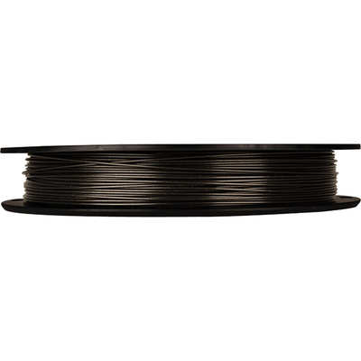 MakerBot 1.75mm PLA Filament (Large Spool, 2 lb, Sparkly Black)