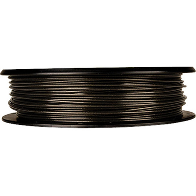 MakerBot 1.75mm PLA Filament (Small Spool, 0.5 lb, Sparkly Black)