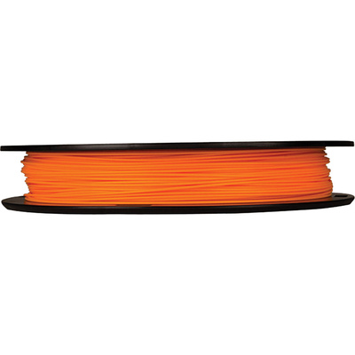 MakerBot 1.75mm PLA Filament (Large Spool, 2 lb, Neon Orange)