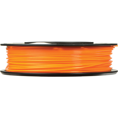 MakerBot 1.75mm PLA Filament (Small Spool, 0.2 kg / 0.5 lb, Neon Orange)
