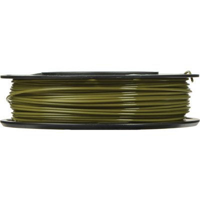 MakerBot 1.75mm PLA Filament (Small Spool, 0.5 lb, Army Green)