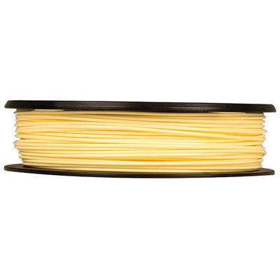 MakerBot 1.75mm PLA Filament - Martha Stewart Collection (Small Spool, 0.5 lb, Lemon Drop)