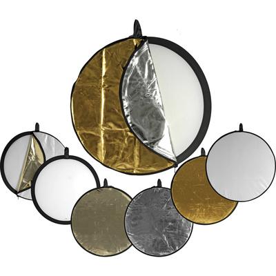 "Impact 5-in-1 Collapsible Circular Reflector Disc - 42"""