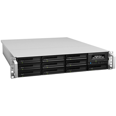 Synology RackStation RS10613xs+ 10-Bay Storage Server