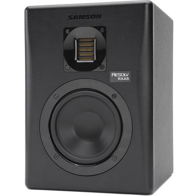 "Samson Resolv RXA5 - 70W 5"" Two-Way Active Studio Reference Monitor (Single)"