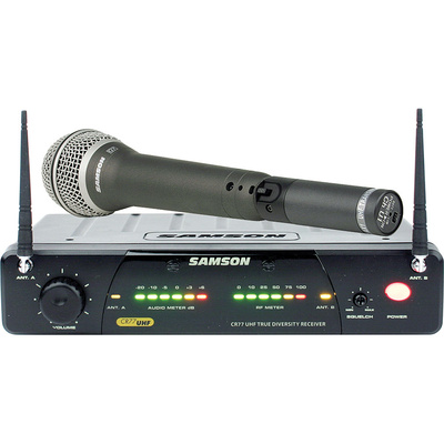 Samson AirLine 77 Handheld Wireless Microphone System (Frequency N1- 642.375 MHz)