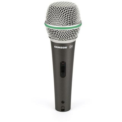 Samson Q4 CL - Dynamic Handheld Microphone with Switch