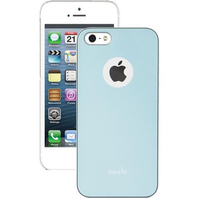 Moshi iGlaze Case for Apple iPhone 5/5s (Coral Blue)