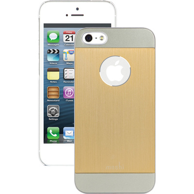 Moshi iGlaze Armour for iPhone 5 (Bronze)