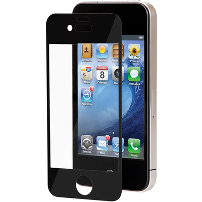 Moshi iVisor XT Screen Protector for iPhone 4/4S (Black)