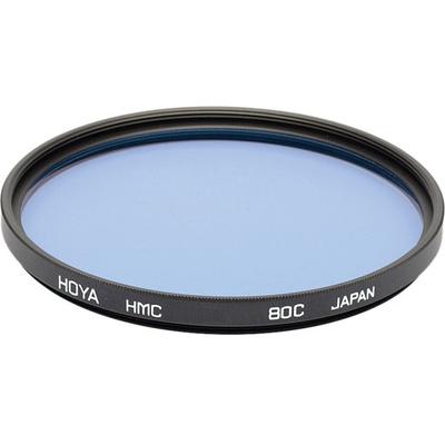 Hoya 46mm 80C Color Conversion (HMC) Multi-Coated Glass Filter
