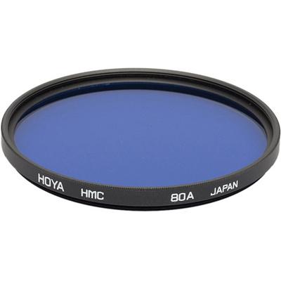 Hoya 49mm 80A Color Conversion Hoya Multi-Coated (HMC) Glass Filter
