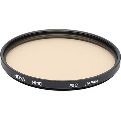 Hoya 49mm 81C Color Conversion (HMC) Multi-Coated Glass Filter