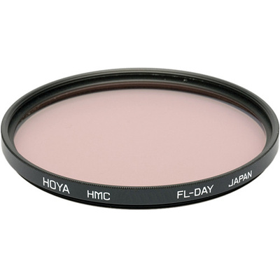Hoya 55mm FL-D Fluorescent Hoya Multi-Coated (HMC) Glass Filter for Daylight Film