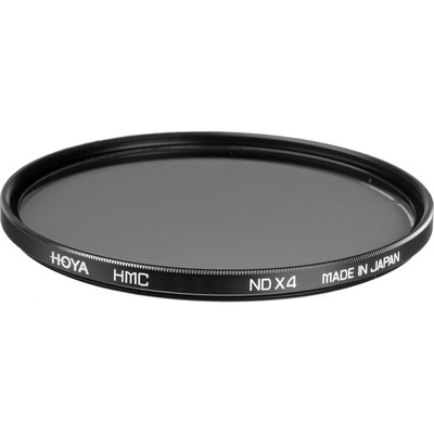 Hoya 55mm Neutral Density (NDX4) 0.6 Filter