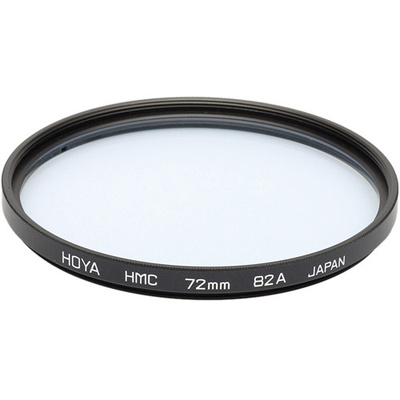 Hoya 72mm 82A Color Conversion Hoya Multi-Coated (HMC) Glass Filter
